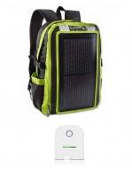 Set solárny batoh + powerbank 4400 mAh